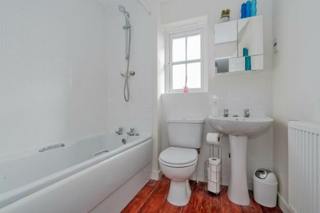 Second Floor Family Bathroom