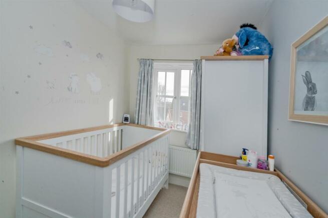 Second Floor Bedroom Three