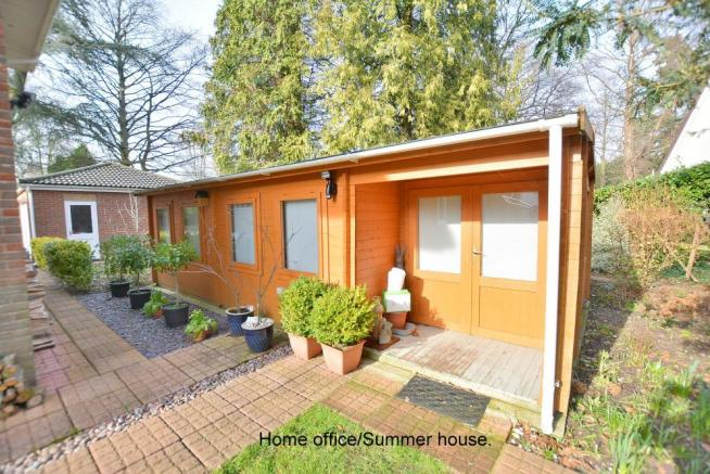 Home office/summer house