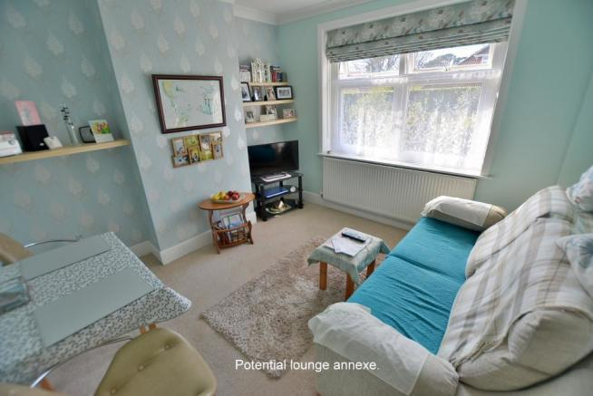 Potential annexe lounge