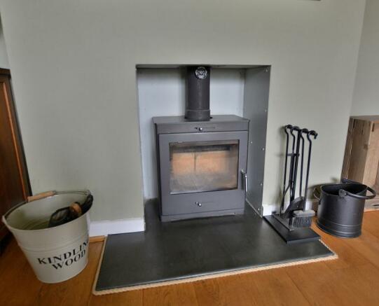 Wood burining stove