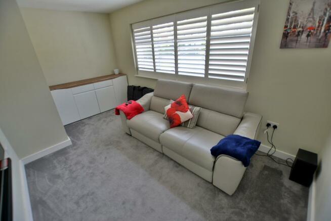 Bedroom/snug
