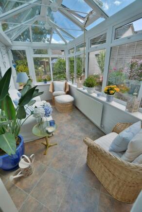 Garden/sun room