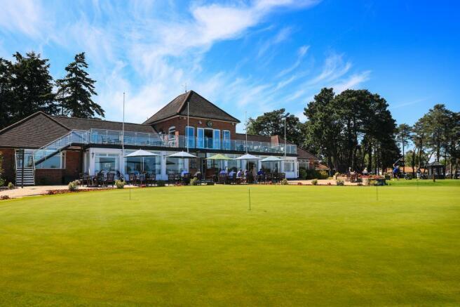 Ferndown Golf Course
