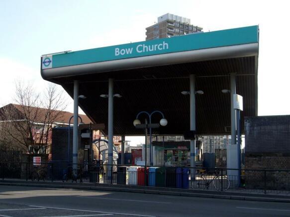 BOW CHURCH DLR