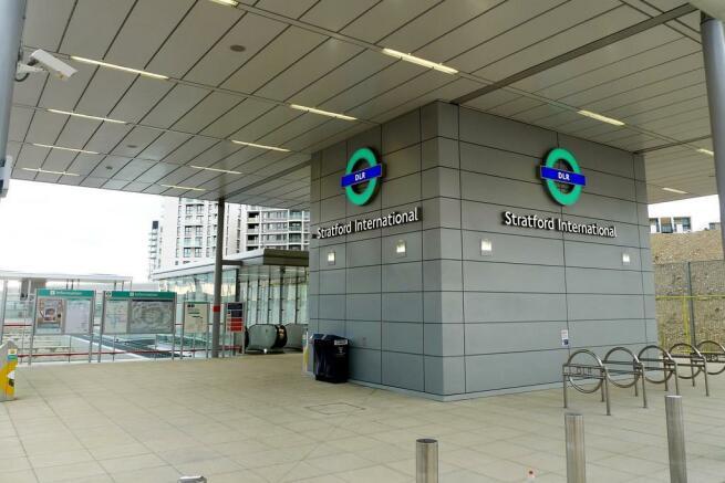 STRATFORD INTERNATIONAL DLR