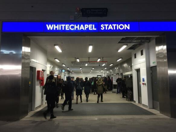 WHITECHAPEL STATION