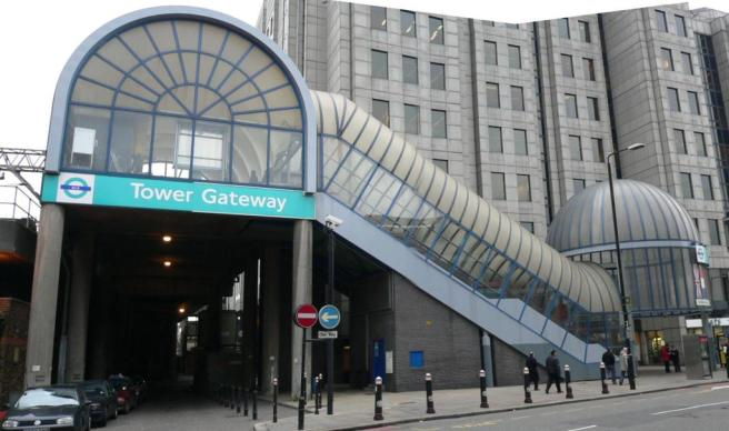 TOWER GATEWAY DLR