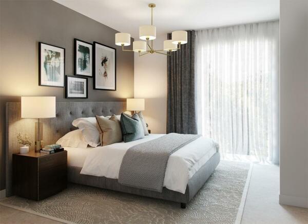 Bedroom 1 CGI
