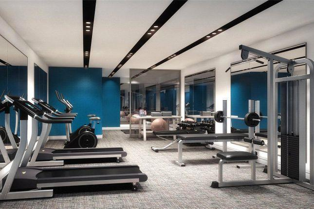 RESIDENTS GYM (CGI)
