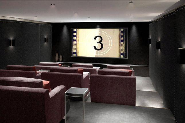 RESIDENTS CINEMA (CGI)