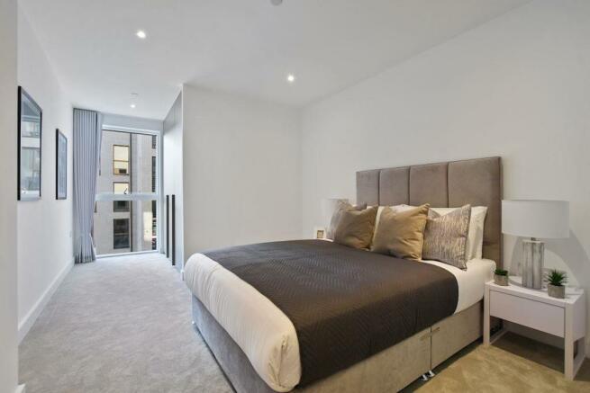 BEDROOM (photo of similar flat type)
