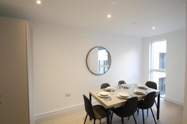 DINING AREA (photo of similar flat)