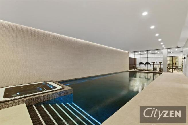 RESIDENTS SWIMMING POOL