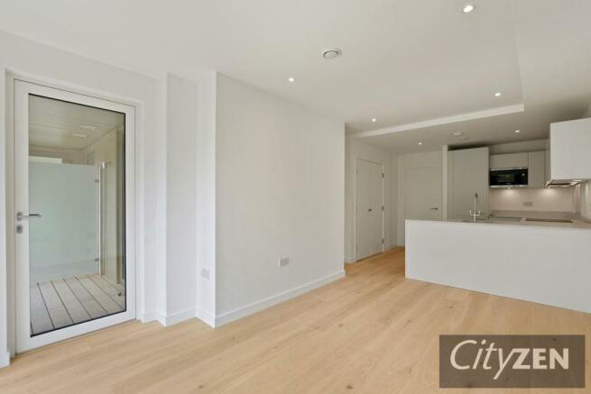 RECEPTION ROOM (photo of similar flat)