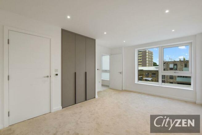 BEDROOM (photo of similar flat)
