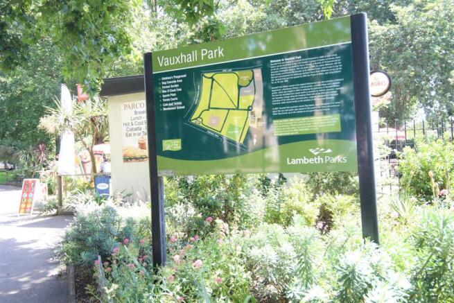 Vauxhall park