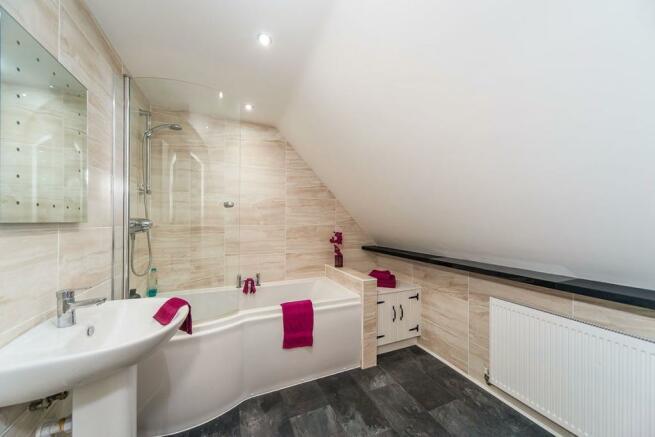 En-Suite Bathroom / WC