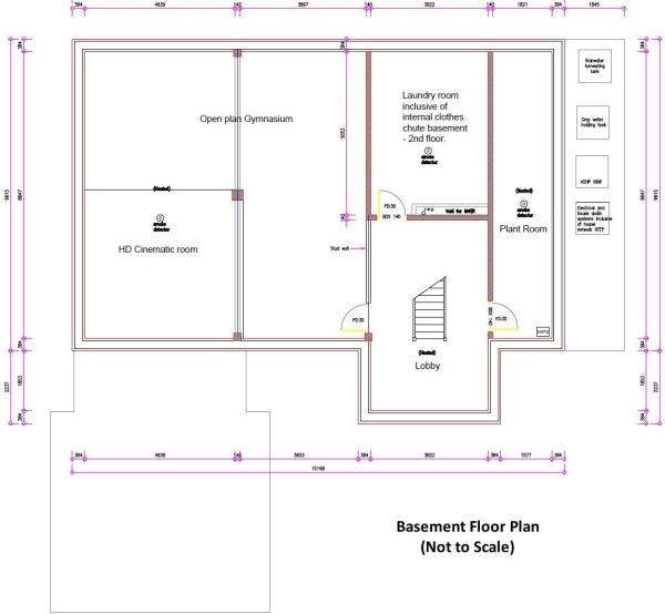 Basement Floor Pl...