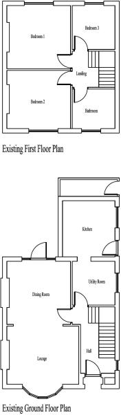 Existing Floor Pl...