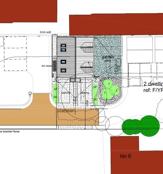 Site Plan Extract