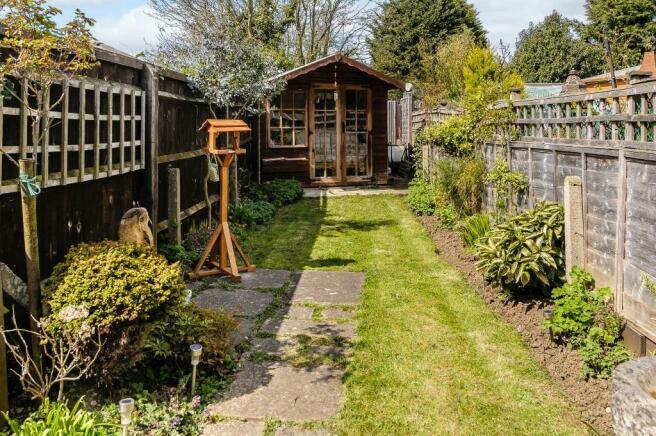 Rear Garden Shot 1