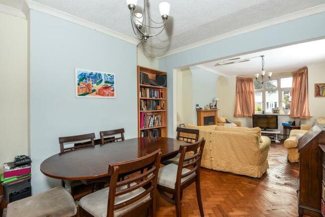 Reception & Dining Area