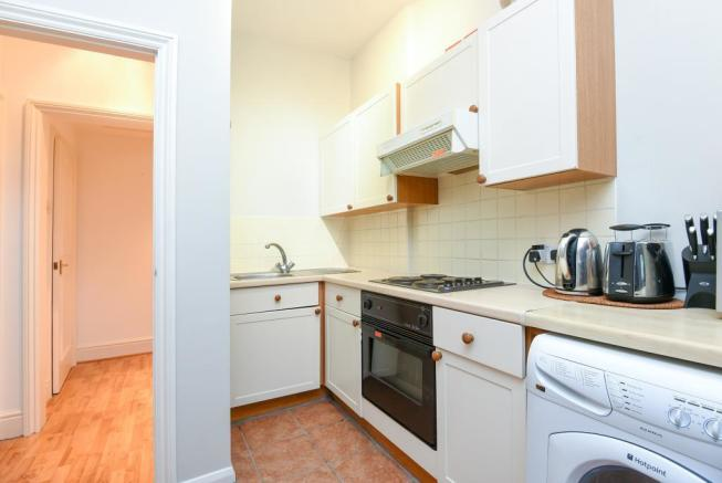 Kitchen & Hallway