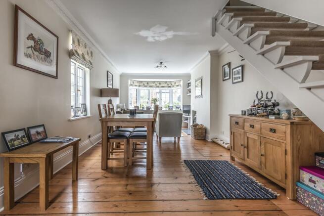 Dining Area/ Reception Room