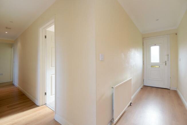 Corridor front door