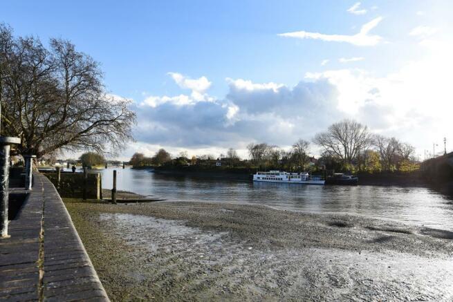 Local Area Shot: River