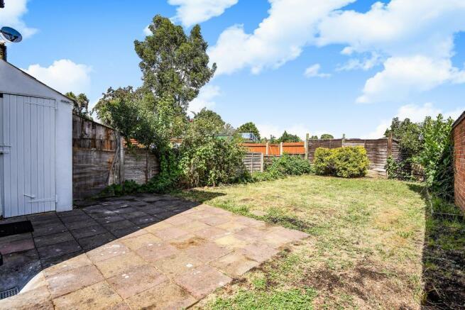 Rear Garden (shot 1)