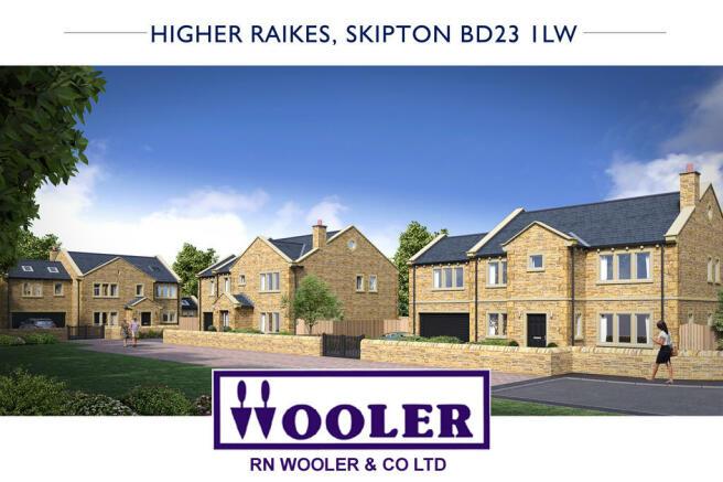 5 bedroom detached house for sale in 4 Higher Raikes Terrace (Plot