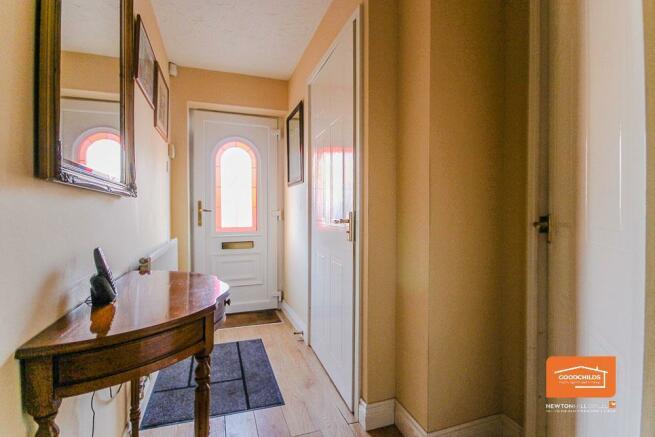 Hallway & WC