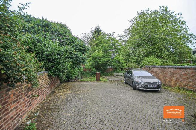 Rear Garden/Parking