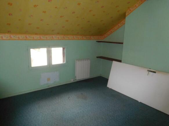 3rd Floor : Bed 2