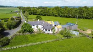 Photo of Slaethorn Croft, Holywood, Dumfries, Dumfries & Galloway, South West Scotland, DG2