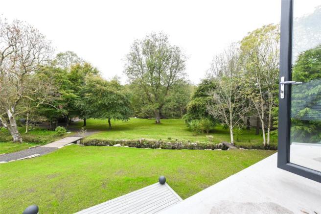 Overlooking Garden