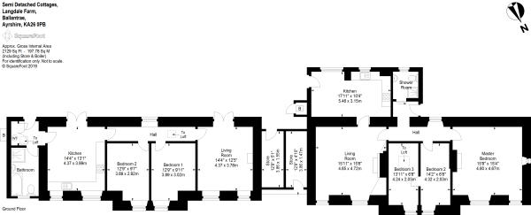Cottages Floorplan