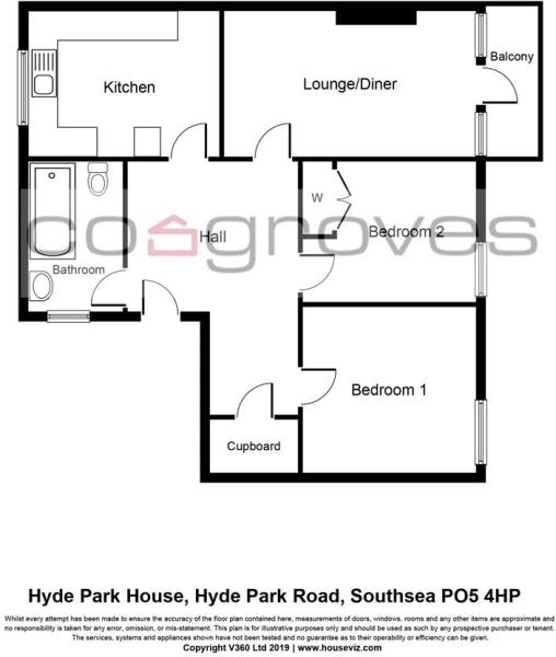 HydeParkHouse,HydeParkRoad,SouthseaPO54HP155239378