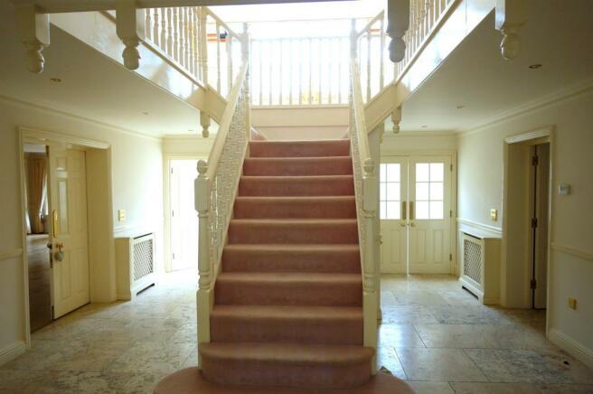 Superb Reception Hallway:-