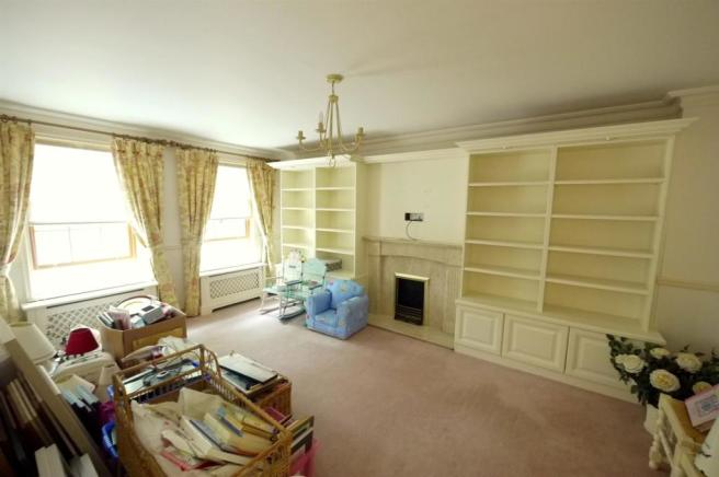 Study/Family Room:-