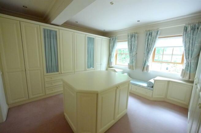 Bedroom 3/Nursery:-