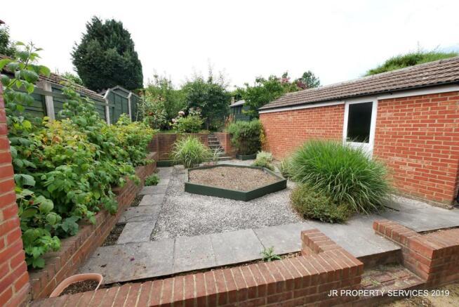 The Gardens:-