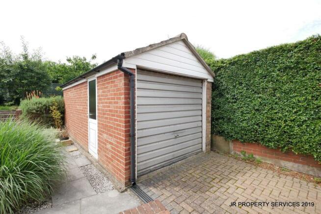 Detached Garage:-