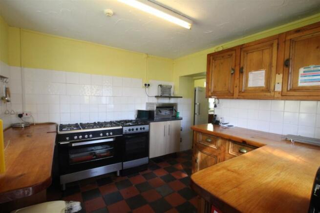 Side Kitchen Area