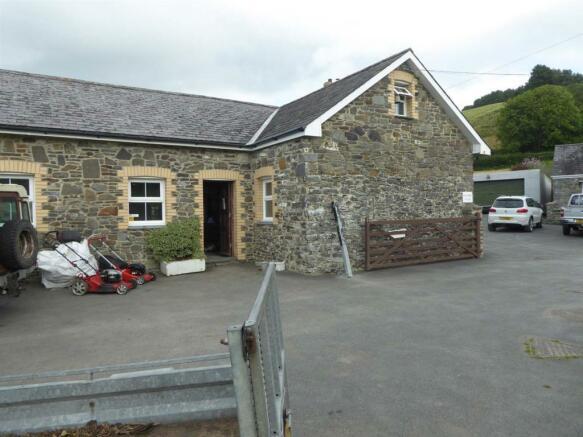 The Cottage/Workshop