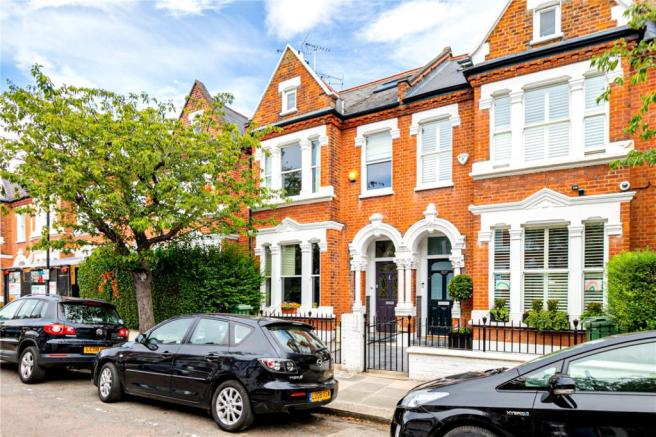 5 bedroom terraced house for sale in Elm Grove Road ...