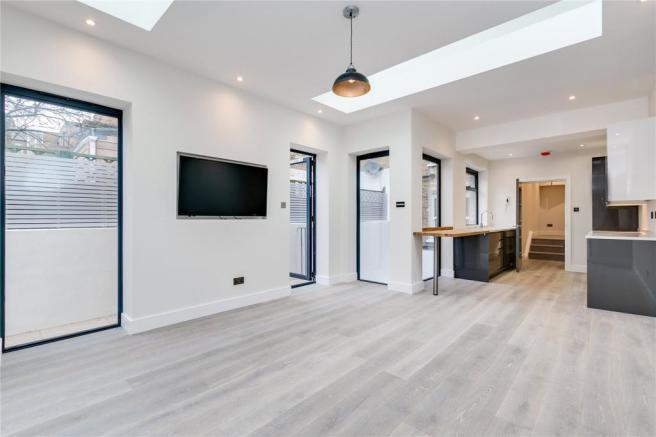 40 Bedroom Flat For Sale In Greyhound Road London W40 W40 Delectable Two Bedroom Flat In London Model Plans