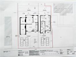Proposed Plans with New Build